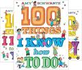 100 Things by Amy Schwartz